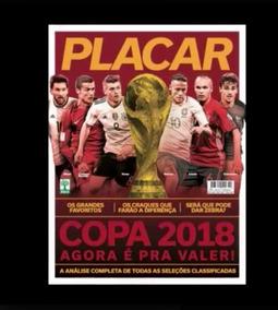 Revista Placar, Copa 2018