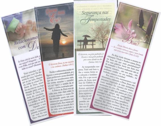 Panfletos Evangelização Caixa Com 1000 Unidades Variados