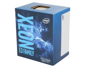 Processador Intel Xeon E3-1220v6 (1151) 3.00 Ghz Box - Bx806