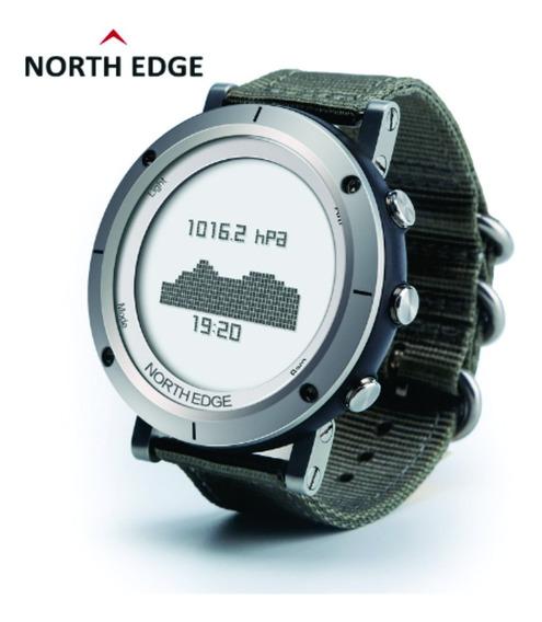 Relógio Range 2 Altímetro Cardíaco Termômetro North Edge 50m