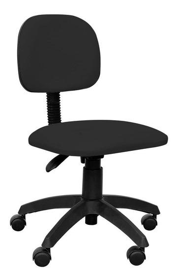 Cadeira Escritório Giratória Ergonômica Economy Corano Preto