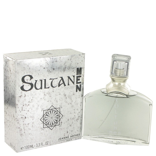 El Sultán Por Jeanne Arthes Men Eau De Toilette Spray 3.3