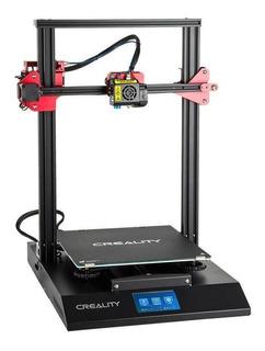 Impresora Creality 3D CR-10S Pro color negro 100V/240V con tecnología de impresión FDM