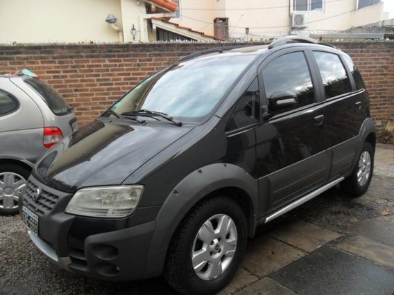 Fiat Idea Adventure 1.8 8v Full Permuta-financiación
