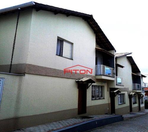 Imagem 1 de 12 de Sobrado Com 2 Dormitórios À Venda, 74 M² Por R$ 340.000,00 - Vila Laís - São Paulo/sp - So0409