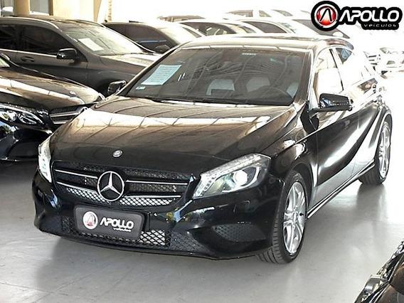 Mercedes-benz A 200 1.6 Turbo 16v Flex 4p Automático
