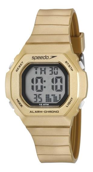 Relógio Feminino Speedo Digital Fashion Retro Promo S Juros