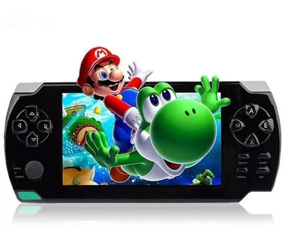 Mini Game Nova Portátil Player Mp3 Mp4 Mp5