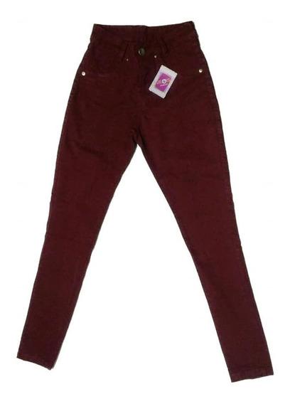 40 Calças Jeans Feminina Hot Pant Cintura Alta Colorida