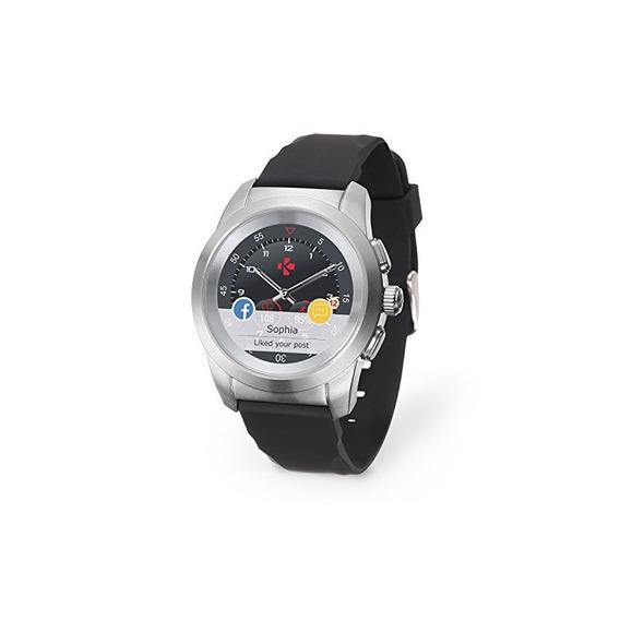 Mykronoz Zetime Smartwatch Híbrido Original De 44 Mm Con Man