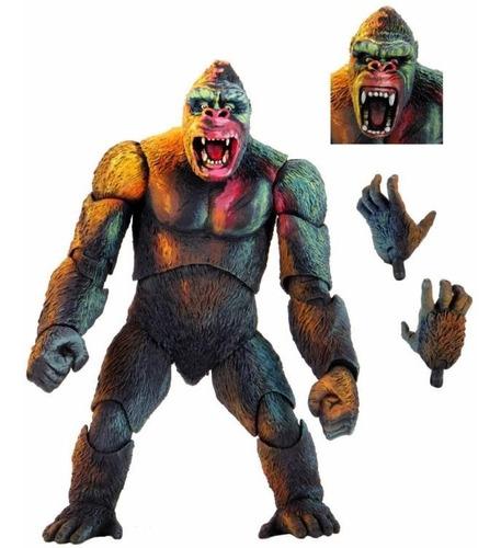 Imagen 1 de 5 de King Kong (illustrated Ver.) Neca