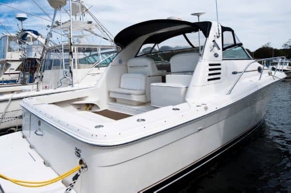Sea Ray 34 Modelo Amberjack