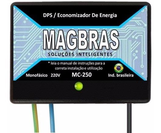 Economizador De Energia Monofásico 220v Para Santos E Região