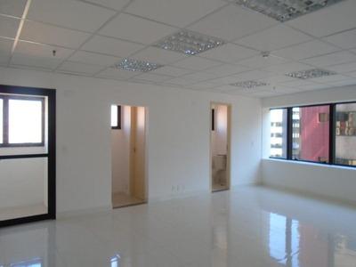 Conjunto Em Vila Clementino, São Paulo/sp De 46m² Para Locação R$ 1.800,00/mes - Cj207499