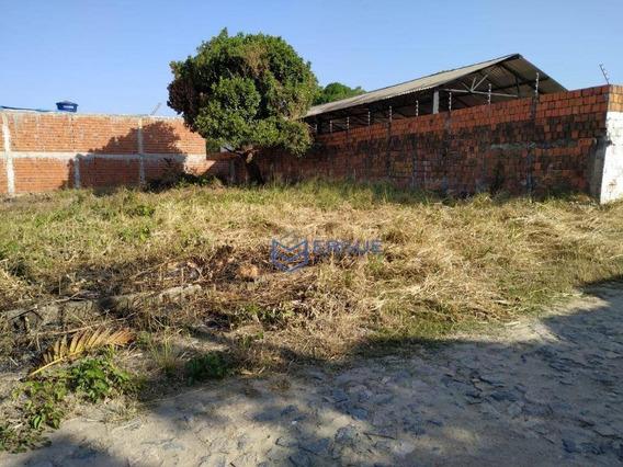Terreno À Venda, 125 M² Por R$ 50.000 - Mondubim - Fortaleza/ce - Te0112