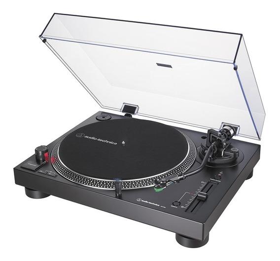 Toca-discos Audio-technica At-lp120xusb-bk (direct Drive)