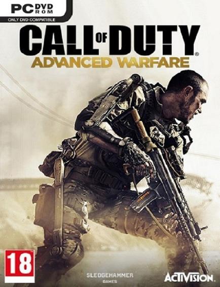 Call Of Duty Advanced Warfare - Pc (steam Key)