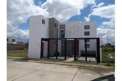 Trm987 Casa Nueva Venta Aguascalientes, Al Sur Villas De La Cantera