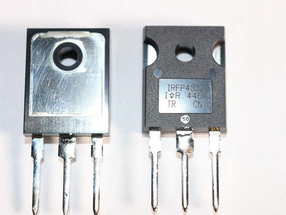 1 Transistor Mosfet Irfp4242 * Irfp4332 Original Banda