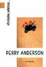 Afinidades Seletivas - Perry Anderson