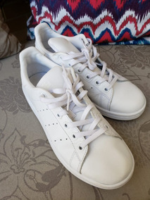 Tênis Stan Smith Branco Tam 35 Seminovo