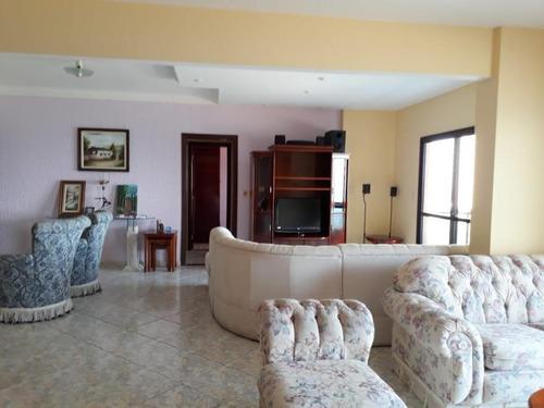 Imagem 1 de 26 de Apartamento Com 4 Dormitórios Para Alugar, 170 M² Por R$ 3.000,00/mês - Caiçara - Praia Grande/sp - Ap9441