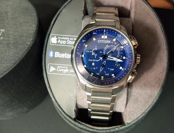 Reloj Citize Proximity Pryzm Bluetooth Eco Drive
