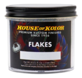 Flakes House Of Kolor 5 Grs Pintura Auto Tuning Personalizar