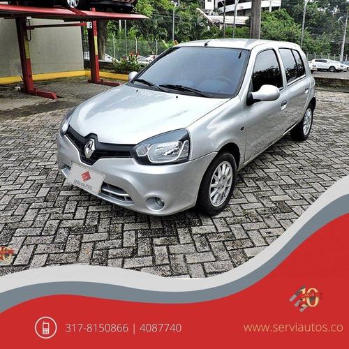 Renault Clio Style 2016 (salvamento De Aseguradora)