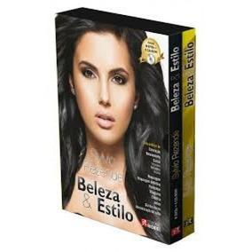 Livro Beleza E Estilo - Cortes Maquiagem E Penteados