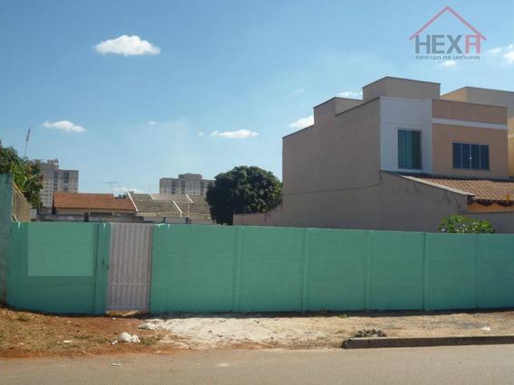 Terreno Residencial À Venda, Jardim Atlântico, Goiânia. - Te0011