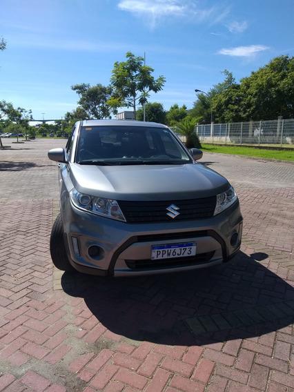 Suzuki Vitara 2017/2018 Automático/central/couro 2wd