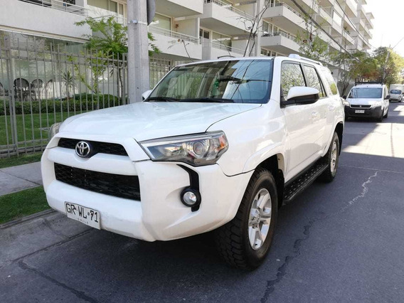 Toyota 4runner All New 2014 4x4 Automática Ful Excelente