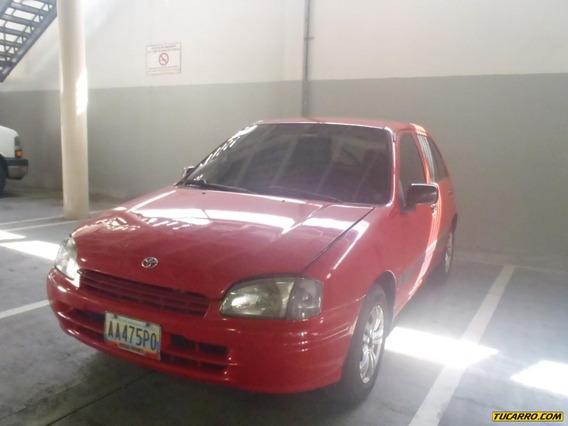 Toyota Starlet Xl Sincronico