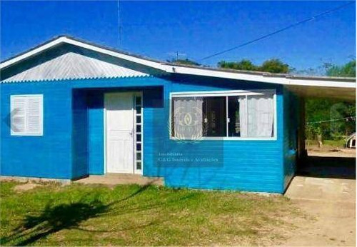 Sítio Com 2 Dormitórios À Venda, 600 M² Por R$ 140.000,00 - Águas Claras - Viamão/rs - Si0067