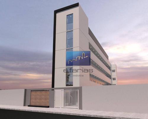 Imagem 1 de 3 de Studio Com 2 Dormitórios À Venda, 38 M² Por R$ 199.000,00 - Jardim Belém - São Paulo/sp - St0499
