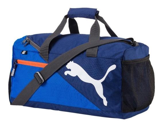 Puma Fundamentals Sports Bag Small - Lapis Blue 07349913