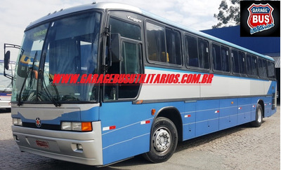 Ônibus Marcopolo Gv 1000 Ano 1997 O400 Rs 52 Lugares!ref436
