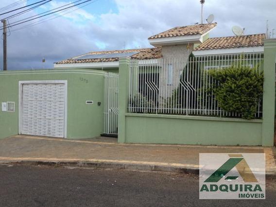 Casa Térrea Com 4 Quartos - 3067-v