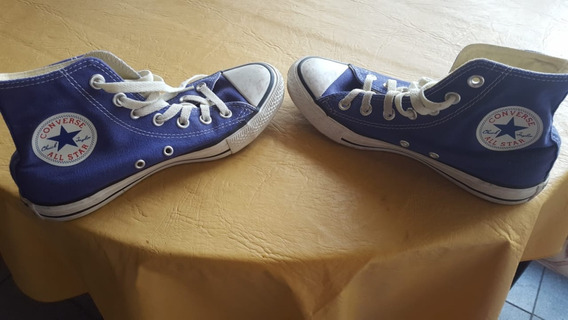 Zapatillas Converse All Star Botitas. Excelente Estado.