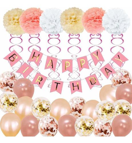 Decoraciones De Cumpleaños, Suministros Para Fiestas De...