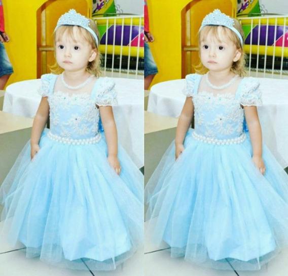 Hermoso Y Unico Vestido Cinderella