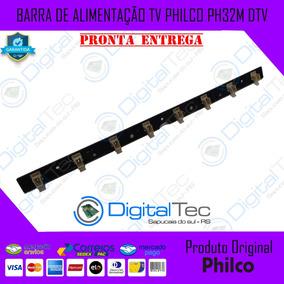 Barra De Alimentação Lâmpadas Lcd Tv Philco Ph32m Dtv