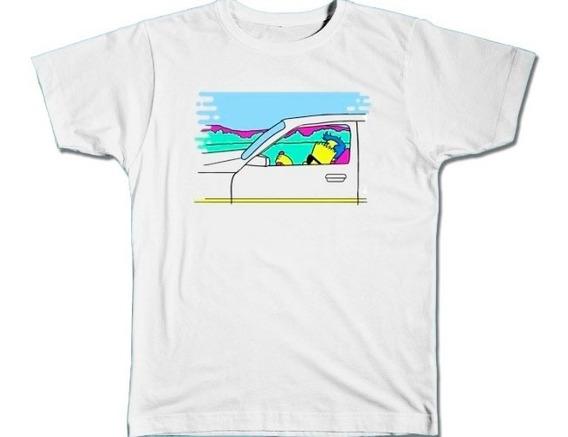 Nostalgia Shirts- The Simpsons Bart & Milhouse