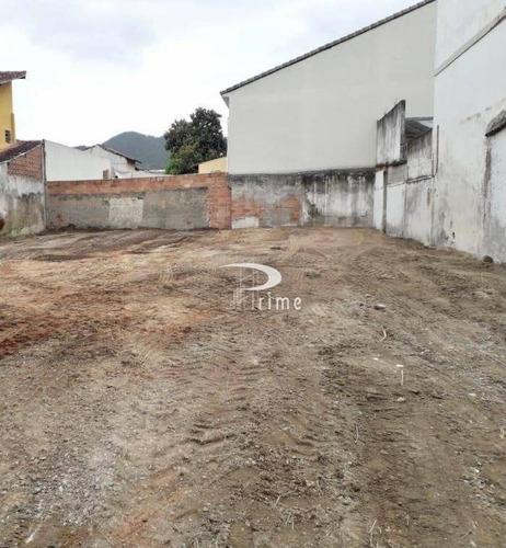 Terreno À Venda, 450 M² Por R$ 1.200.000,00 - Itaipu - Niterói/rj - Te0158