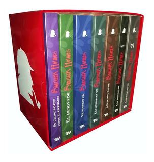 Novelas Completas De Sherlock Holmes 7libros - Doyle - Tomo