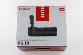 Battery Grip Bg-e9 Para Canon 60d Original Semi Novo