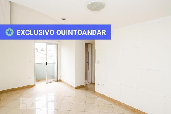 Apartamento No 3º Andar Com 2 Dormitórios E 1 Garagem - Id: 892958022 - 258022