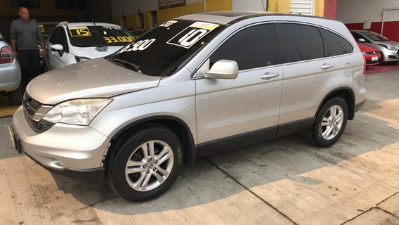 Honda Cr-v Exl 2.0 2010 Com Teto Solar
