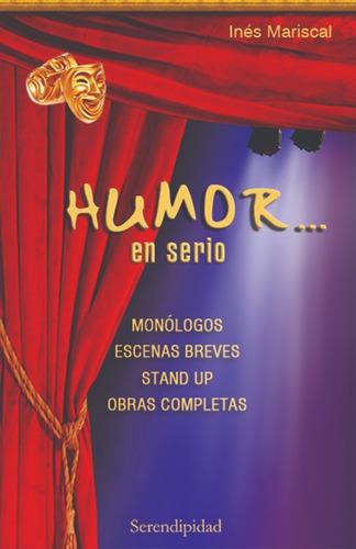 Libro. Humor En Serio. Inés Mariscal